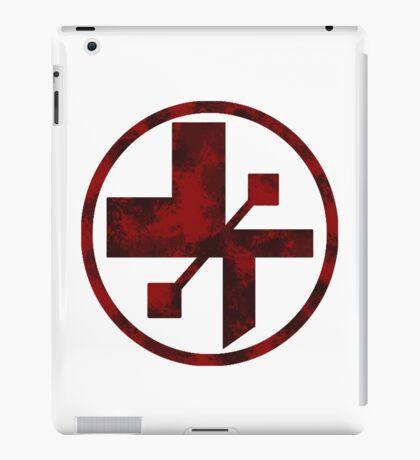 star wars- medical symbol iPad Case/Skin