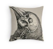 Within Us textured  Throw Pillow