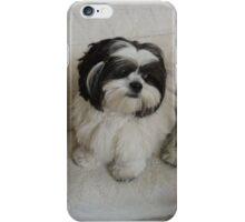 its my dog iPhone Case/Skin