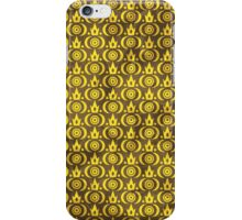 Cute Grunge Crown Pattern (I) iPhone Case/Skin