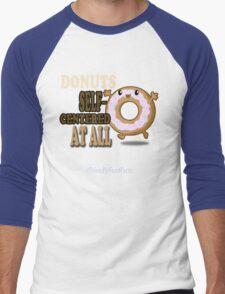 Friendly Food Men's Baseball ¾ T-Shirt