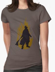 Lars Flame Tee TTT2 Womens Fitted T-Shirt