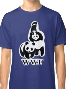 WWF panda parody Classic T-Shirt