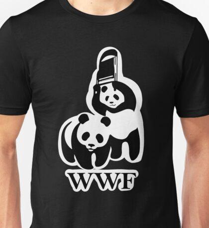WWF panda parody Unisex T-Shirt
