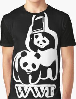 WWF panda parody Graphic T-Shirt