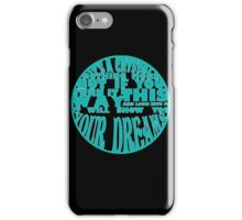 I've brought you a gift iPhone Case/Skin