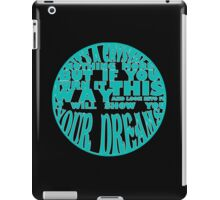 I've brought you a gift iPad Case/Skin