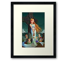 The Shipwreckers Framed Print
