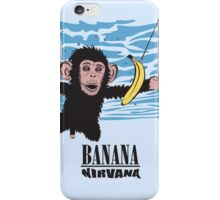 Banana Nirvana iPhone Case/Skin