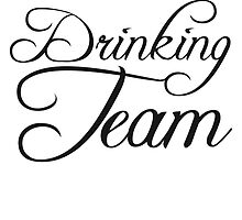Drinking Team Design by Style-O-Mat