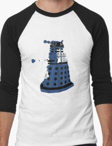 Tardis Dalek  Men's Baseball ¾ T-Shirt