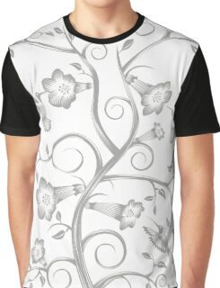 Nature In Motion Graphic T-Shirt