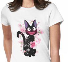 Doki-Doki Womens Fitted T-Shirt