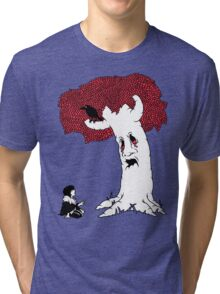 THE VISION GIVING TREE Tri-blend T-Shirt