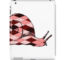 Red Snail iPad Case/Skin
