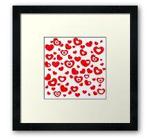 Your all Heart Framed Print