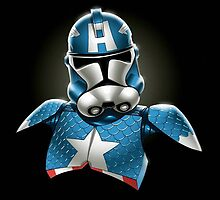 Captain America Stormtrooper by Anarchy97