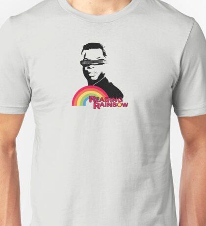 Reading Blind Guy Unisex T-Shirt
