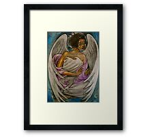Angelic Innocence Framed Print