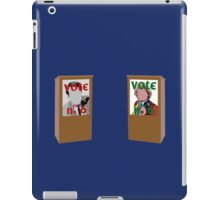 Battle of the Sixes iPad Case/Skin