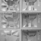 Polystyrene Cybie Cat Box. by nawroski .
