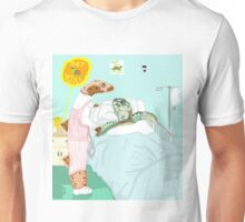 The Candy Striper And Her Patient Unisex T-Shirt