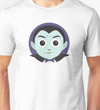 Little Monsters: Dracula Unisex T-Shirt
