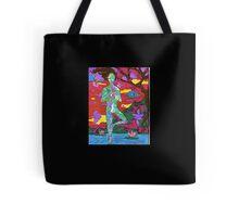 Peace Yoga Tote Bag