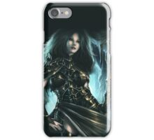 The Spider Witch iPhone Case/Skin