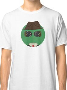 Little Monsters: Invisible Man Classic T-Shirt