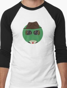 Little Monsters: Invisible Man Men's Baseball ¾ T-Shirt