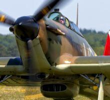 Hawker Hurricane MK I Sticker