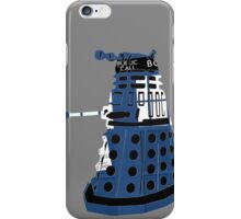 Tardis Dalek  iPhone Case/Skin