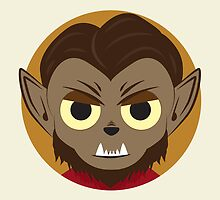 Little Monsters: Wolfman by renduh