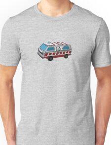 Old Vintage Retro Ambulance Toy Unisex T-Shirt