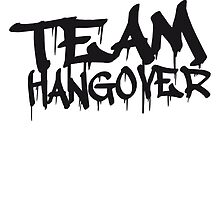 Cool Team Hangover Graffiti by Style-O-Mat
