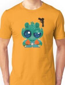 MiniWars: Greedo Figure Unisex T-Shirt