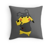 Po-Key Bearers - Pikachu Throw Pillow