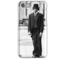 MJ - Charlie Chaplin iPhone Case/Skin