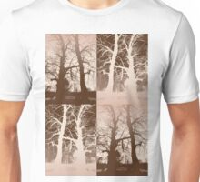 Trees - night and day Unisex T-Shirt