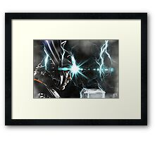 The Almighty Framed Print