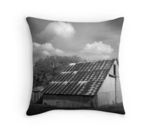 Renovator's Delight- Picadilly Valley Barn Throw Pillow