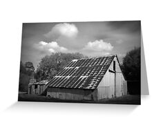 Renovator's Delight- Picadilly Valley Barn Greeting Card