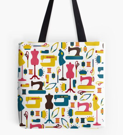 Sewing Accessories Tote Bag