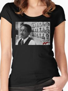 Beverly Hills Cop - Inspector Todd Women's Fitted Scoop T-Shirt