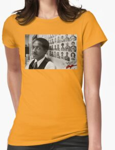Beverly Hills Cop - Inspector Todd Womens Fitted T-Shirt