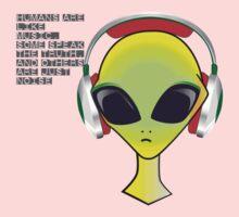 Human Music Kids Tee