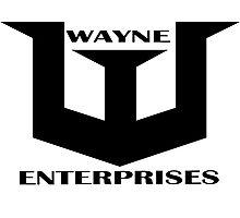 WAYNE ENTERPRISES [HD] Photographic Print