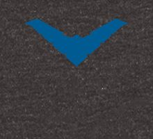nightwing logo by GeekTuber Unisex T-Shirt