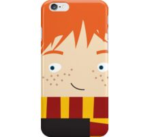 Ron, harry potter iPhone Case/Skin